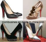 Damas Zapatos de Tacón Stock