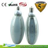 Reemplazar Jardín lámpara de calle al aire libre con el conductor externo de 120W LED luz del maíz