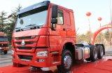 Sinotruk HOWO 6X4 트랙터 트럭 - 50ton 트레일러 운반