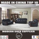 Heißer Verkaufs-europäisches Art-Leder-Sofa (Lz2190)