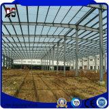 Prefabricados de acero estructural de edificios de metal Taller con grúa