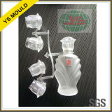 Capuchon en plastique de parfum d'injection du moule (YS428)