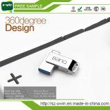 Ручка USB привода вспышки USB свободно образца прямой связи с розничной торговлей фабрики