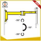 Высокое качество Maxload 3t подъемное оборудование Джиб кран