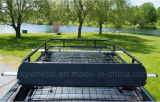 Extra-Large Steel Roof Cargo Rack Basket mit Wind Fairing