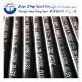 ASTM A53 A106 API 5L Gr. B черного углеродного стальных бесшовных трубопровода