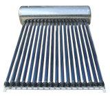 Calentador de agua solar a presión del acero inoxidable (colector solar del tubo de calor)