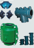 Wasser-Rohr-Leck-Reparatur-Sattel-Schelle