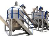 De Apparatuur van het Recycling van het Flessenspoelen en de Plastic Machine van het Recycling