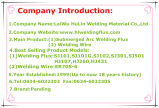 Collegare di saldatura di Aws A5.17 Em12 con cambiamento continuo Plux Sj501 della saldatura ad arco sommersa di cambiamento continuo
