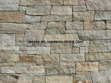 Decorative Wall Cladding를 위한 자연적인 Ledge Stone Panel Slate Tile