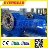 Mtjシリーズ螺旋形の斜めギヤ電気モータ速度の減力剤