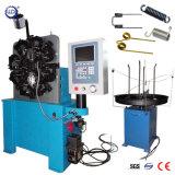 3-4 Clothespin automático del alambre del CNC de las hachas/torsión/tensión/clip de papel que forma la máquina