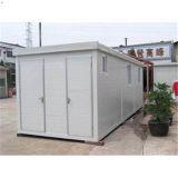 Ufficio molto piccolo modulare pratico della baracca