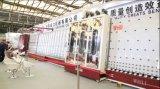 Double vitrage 2,5 m de la machine assemblée de l'extérieur à l'intérieur plat automatique Appuyez sur la ligne de production de verre isolante