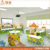 Utilisé à l'éducation des enfants mobilier scolaire jouer mobilier scolaire pour la maternelle