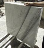 Weißer Marmor Italien-Volakas, Marmorfußboden-Fliese