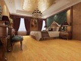 Suelo natural del laminado de la madera dura para el sitio/la sala de estar de la base