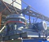 Коническая дробилка оборудования добычи золота для трудного материала (HPY300&HPY400)