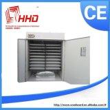 Retenir l'incubateur complètement automatique d'oeufs du poulet 2112 à vendre