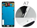 SamsungギャラクシーA7 SmA700のための携帯電話LCDのタッチ画面の表示完全な元の本物