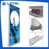 Varilla telescópica Doble Impresión Aluminio Roll up Banner Stand