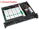 Cuatro canales de Audio Profesional amplificador de potencia altavoces SMPS DH-412