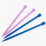 長さ35cmのプラスチック編む針、手の縫うツール