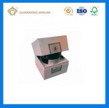Personifizierter bunter Drucken-Kerze-Geschenk Pacakaging Kasten (mit Fensterbildschirmanzeige-Kerzekasten)