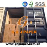 Papel de copia mezclado de talla de la carta de la pulpa 75GSM del grado B