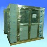 Acquazzone di aria della stanza pulita del personale dell'acciaio inossidabile