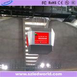 Écran fixe polychrome d'intérieur de panneau d'Afficheur LED de SMD pour annoncer (P3, P4, P5, P6)