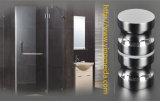 Maniglia di portello di vetro della stanza da bagno dell'acciaio inossidabile di alta qualità