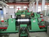 Auto bobina de aço da elevada precisão que corta a linha preço do rebobinamento da máquina