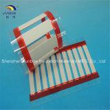 2 : Tubes imprimables libres de 1 d'halogène de polyoléfine de la chaleur borne de rétrécissement