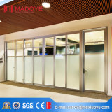 現代デザイン取り外し可能な区分ガラスのドア