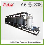 産業水処理のための炭素鋼の浅いメディアフィルタ