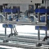 ステッチのマルチ針のキルトにする機械、トンコワンYuxingのシャトルのマルチ針のキルトにする機械をロックしなさい