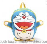 かわいいDoraemonの漫画のネオプレンはカスタムバックパックをからかう