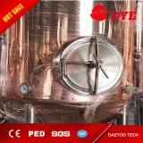 бак ферментера пива высокого качества 100L микро- красный медный