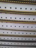 両方の端の正方形が付いている8mmの適用範囲が広いシャフト