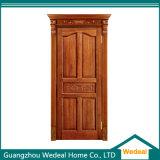 Personnaliser blanc en bois composite apprêtés intérieure de porte