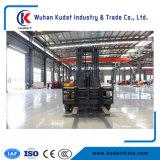 Transporteinrichtungen 10 Tonne 8 Meter Höhen-Dieselgabelstapler Cpcd100 mit Schelle anhebend