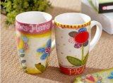 Tazza di ceramica all'ingrosso del caffè 14oz o del tè