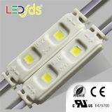 La C.C. 12vsmd de R/G/B/Y/W impermeabiliza el módulo del LED