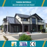 Стальные сегменте панельного домостроения домов модульные блоки отеля Villa