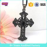 Оптовая торговля металлическими креста пульт управления для ожерелья с Парижем