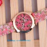 Muy de moda de la mujer de cuarzo reloj con correa de cerámica fs595