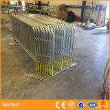 금속 도로 안전 Barriercade에 의하여 이용되는 임시 가드 방벽