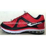 Ботинки способа для ботинок ботинок спортов людей вскользь
